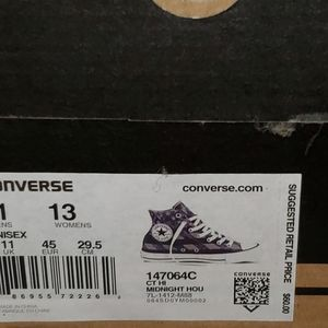Converse Shoes - Men's converse sneakers New in box